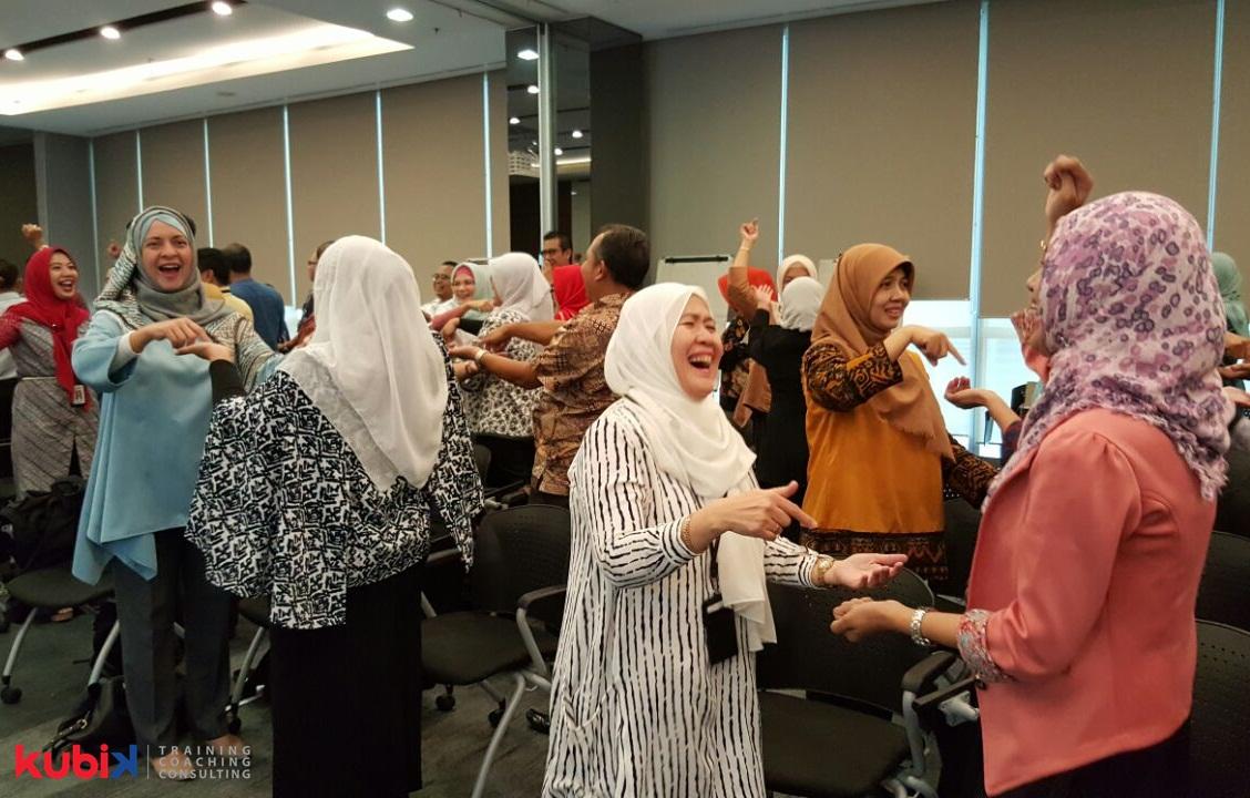 Seminar Motivasi di Bank Danamon Syariah
