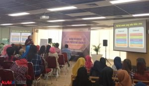 Seminar Motivasi di PT AXA Life Indonesia