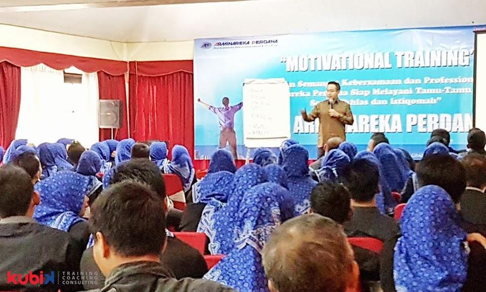SuksesMulia Personal Mastery Training di PT Arminareka Perdana