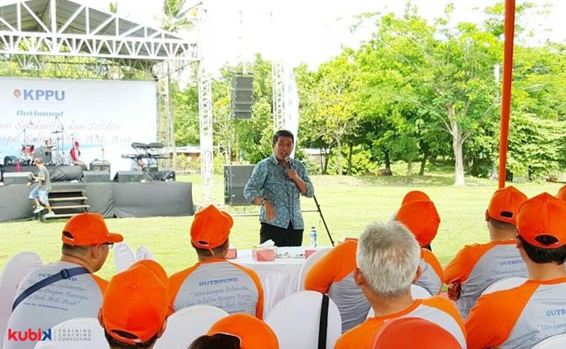 Seminar Motivasi di Komisi Pengawas Persaingan Usaha (KPPU)