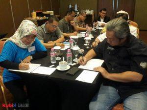 Pelatihan Leadership di PT Artajasa Pembayaran Elektronis