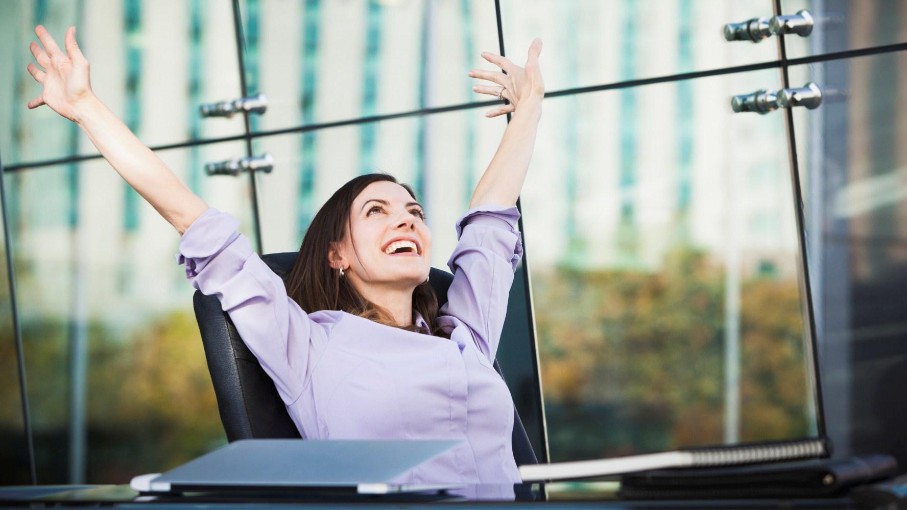 4 Hormon Untuk Kerja Bahagia