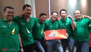 Pelatihan Team Building di PT Gapura Angkasa