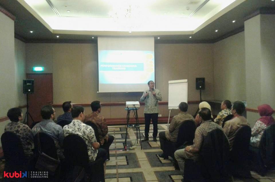 Performance Coaching Training di PT Bank BNI Syariah