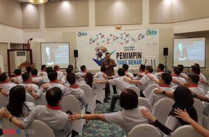 Self Leadership Training di PT Mega Central Finance