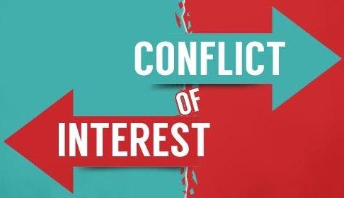 Sang Perusak: Conflict of Interest