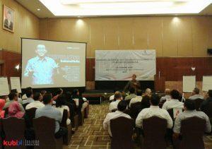 Spiritual Management Training di PT Aerofood
