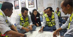 Program Revitalisasi Coaching & Mentoring di PT. Pamapersada Nusantara