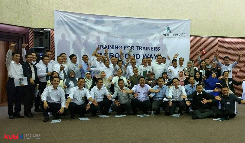 Spiritual Management Training & Training for Trainers di PT Aerofood
