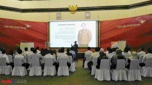 Spiritual Management Training & Training for Trainers di PT Aerofood