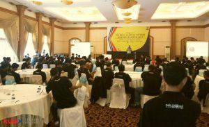 Seminar Inspirasi di PT Nutricia Indonesia Sejahtera