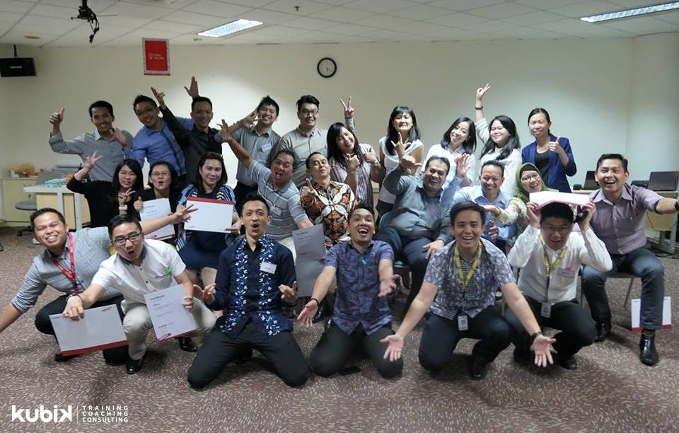 Sales Champion Training Program di CIMB Niaga