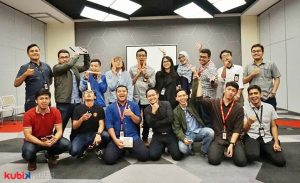 Pengembangan Kompetensi Youthful Thinking di Telkomsel batch 2