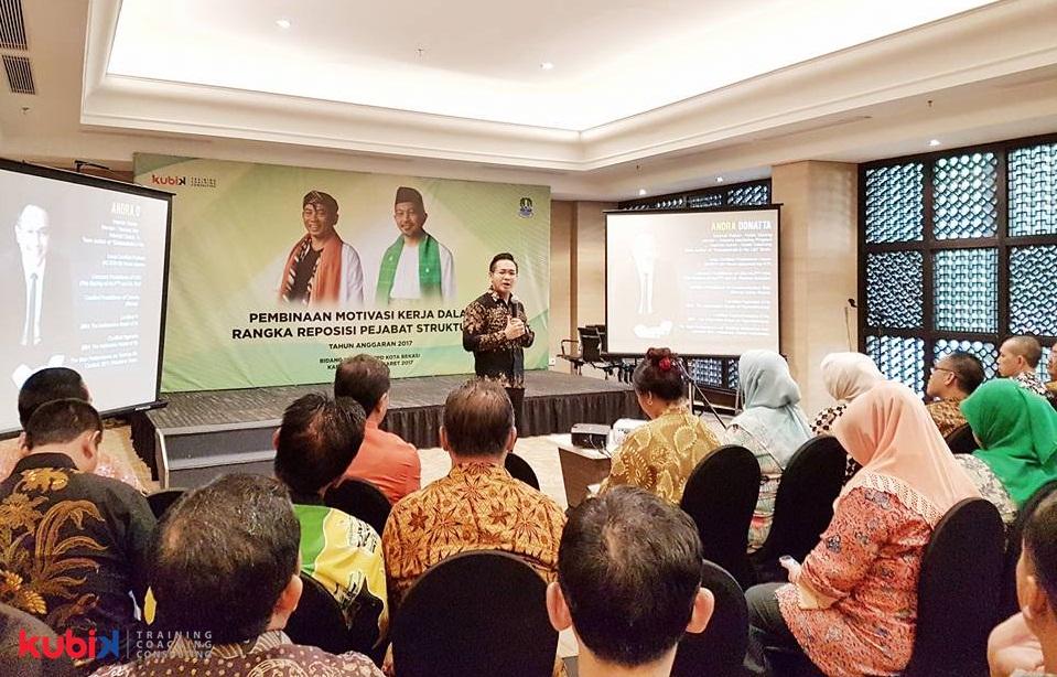 Seminar Inspirasi di Pemkot Bekasi
