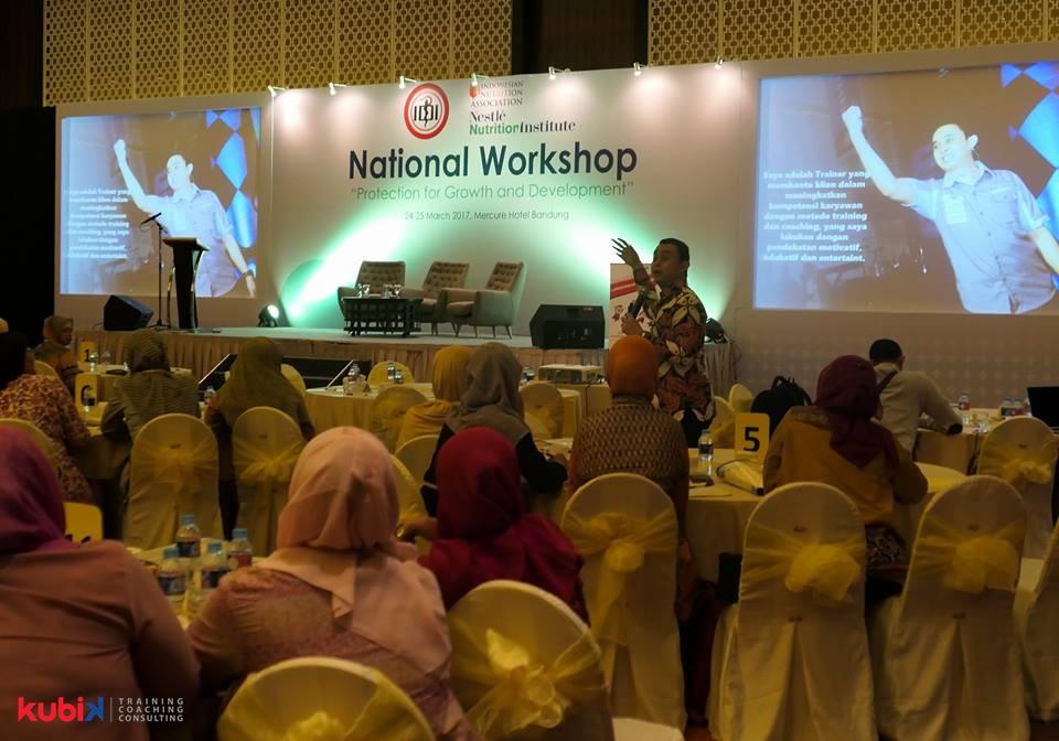 Seminar Inspirasi di PT Nestle Indonesia