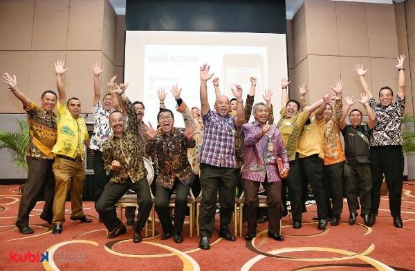 Seminar Motivasi di Pemkot Bekasi