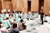 Pelatihan Team Building di Medco Energi