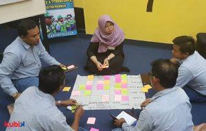 Program Revitalisasi Coaching & Mentoring di PAMA