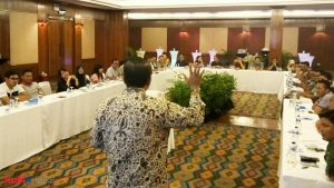 Seminar Motivasi di Bank Indonesia Batam