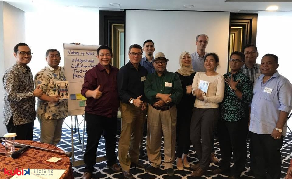 Value Discussion Workshop di WWF Indonesia