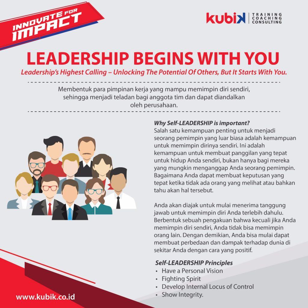 Self Leadership Training