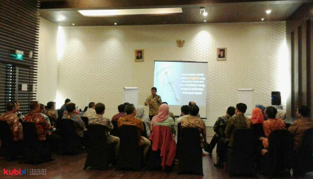 Leadership Training di PT Kimia Farma