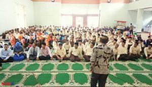 Seminar Motivasi di Perum BULOG