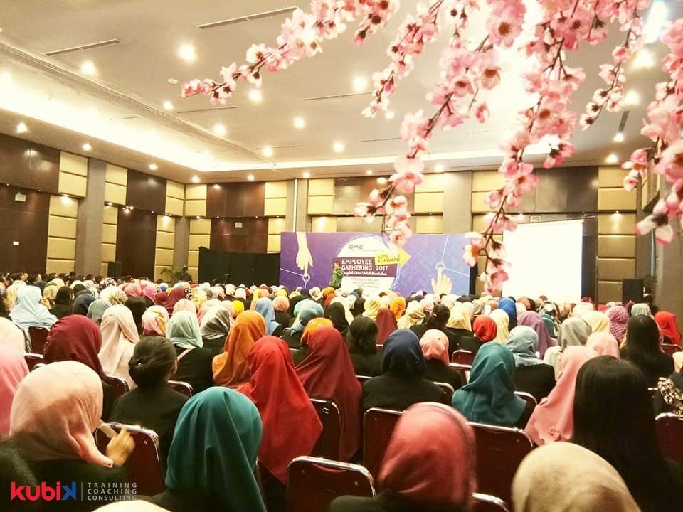 Seminar Motivasi di DMC Teknologi Indonesia (DMC-TI)
