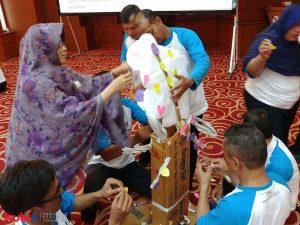 Seminar Motivasi dan Team Building di PT PELNI