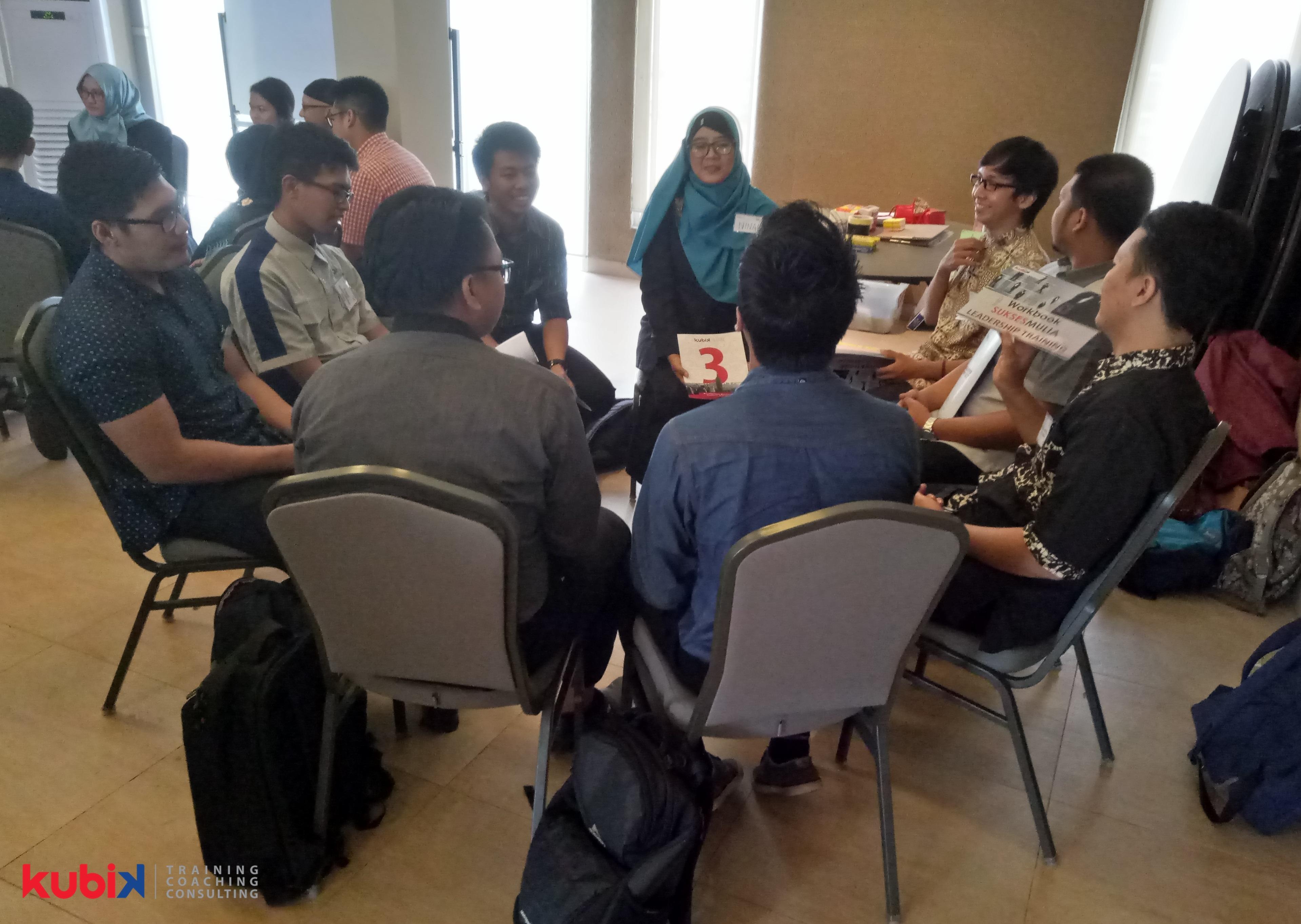 Pelatihan Leadership di PT Djabesmen (DBC.Co)