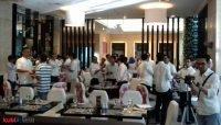 Seminar Motivasi di PT Union Sampoerna Triputra Persada