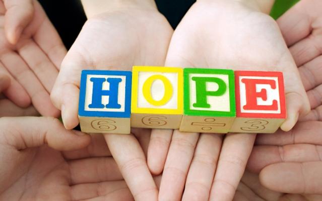 Kekuatan Itu Bernama Harapan