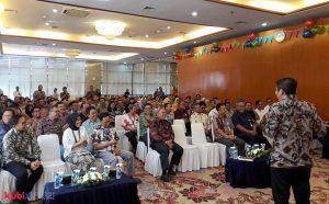 Seminar Motivasi di PT Elnusa Petrofin
