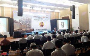 Seminar Motivasi di PT United Tractors