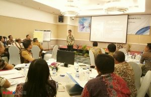 Seminar Motivasi di PT Darma Henwa Tbk