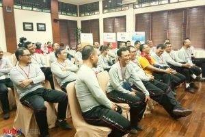Pelatihan Team Building di PT Asmin Bara Bronang