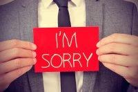 Jangan Alergi Mengakui Kesalahan