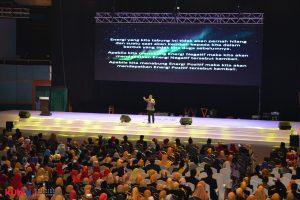 Seminar Motivasi di PT Arminareka Perdana