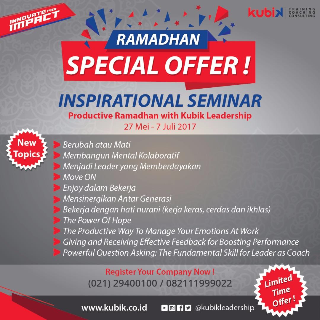 Tema Inspirational Seminar