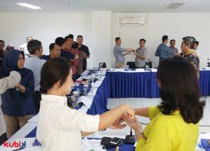 Seminar Motivasi di BRI Agro