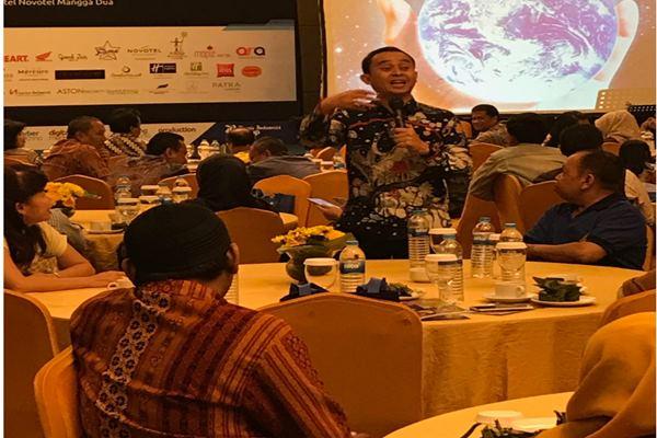 Seminar Motivasi di Bisnis Indonesia