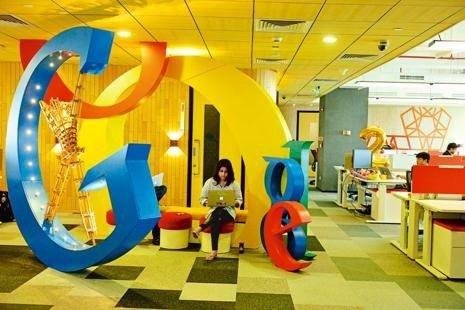 10 Fasilitas di Kantor Google Yang Bikin Karyawan Betah
