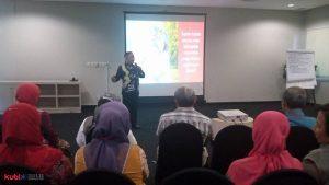 Pelatihan Persiapan Masa Pensiun di Badan Informasi & Geospasial