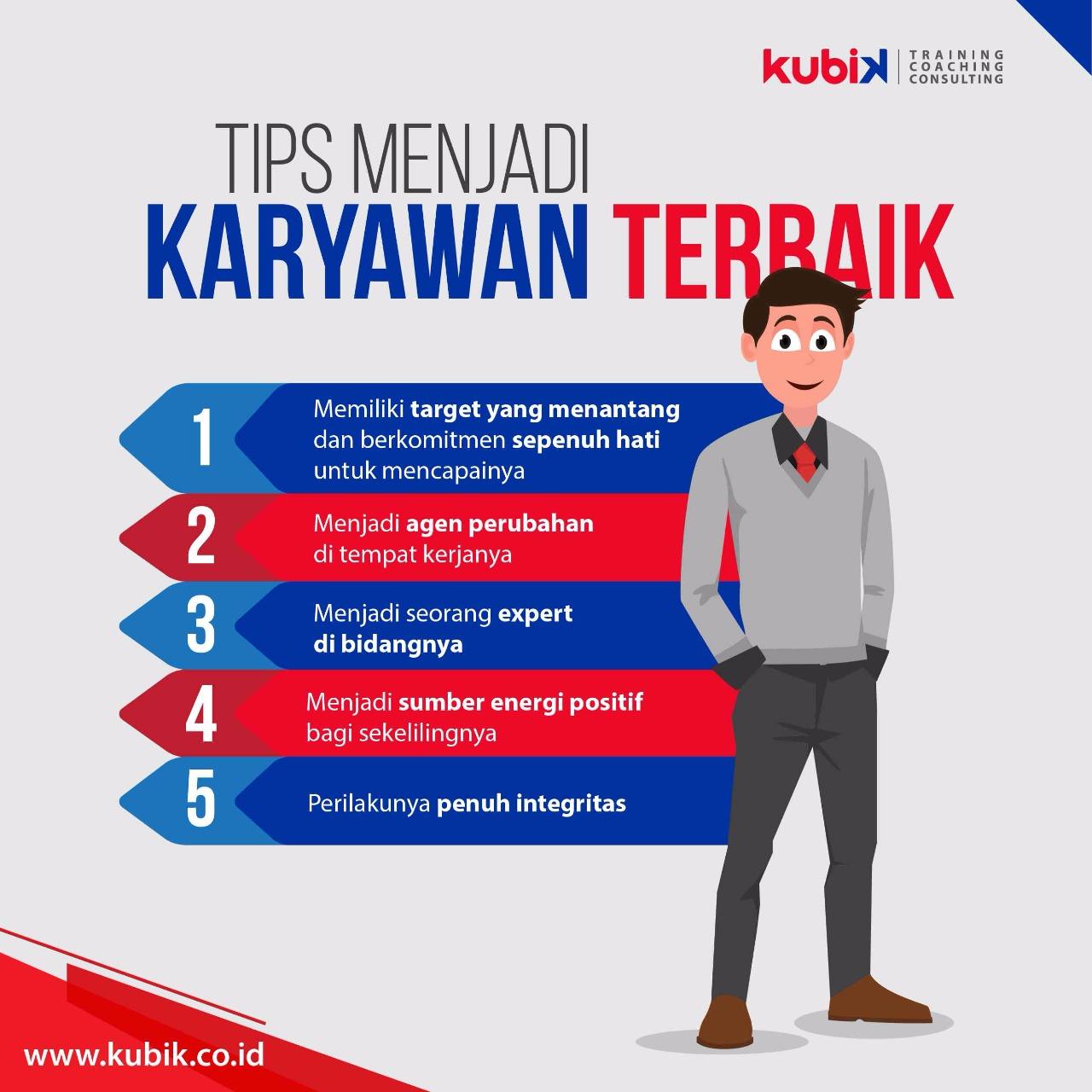 Tips Menjadi Karyawan Terbaik