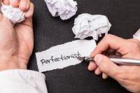 Tidak Harus Menjadi Perfeksionis