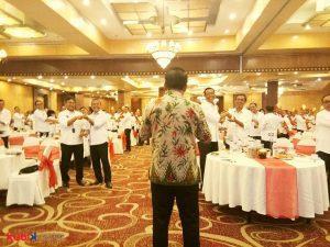 Seminar Motivasi di BRI Manado