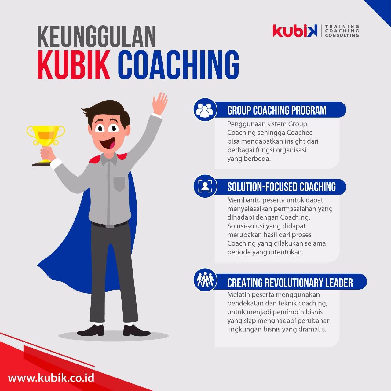 Keunggulan Kubik Coaching