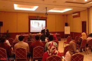 Training Pelayanan Prima di Universitas Terbuka