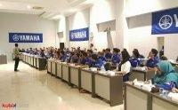 Seminar Motivasi di Yamaha, Medan