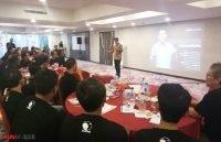Seminar Motivasi di PT Sugizindo